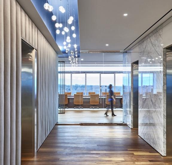 PenFed-Elevator-Lobby