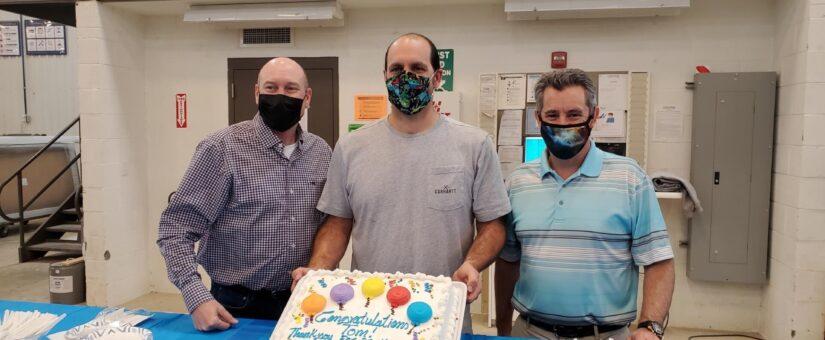 Tom Hohman celebrates 20 years at GAM